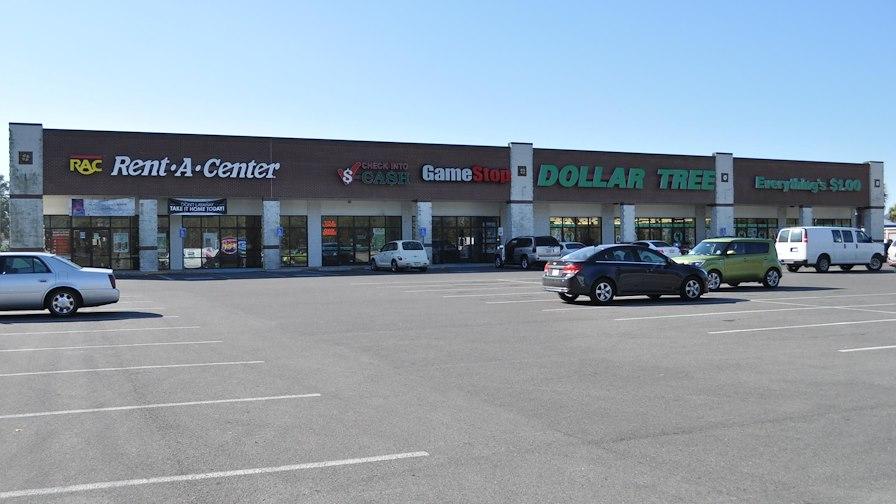 Dollar Tree Plaza