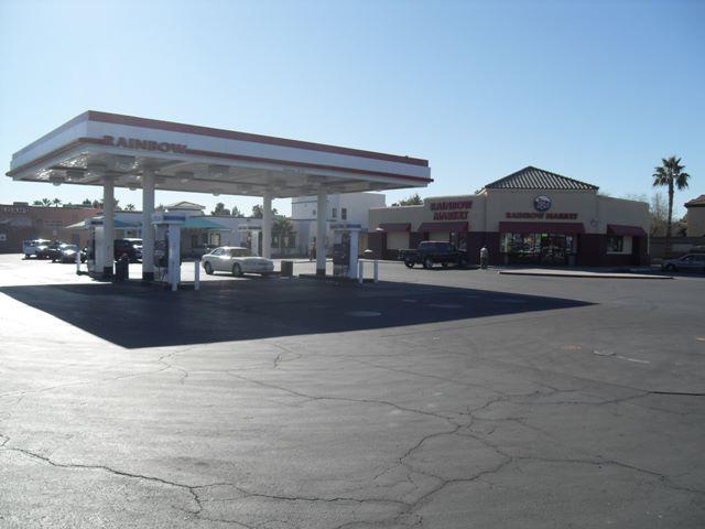 Rainbow Market & Gas Station