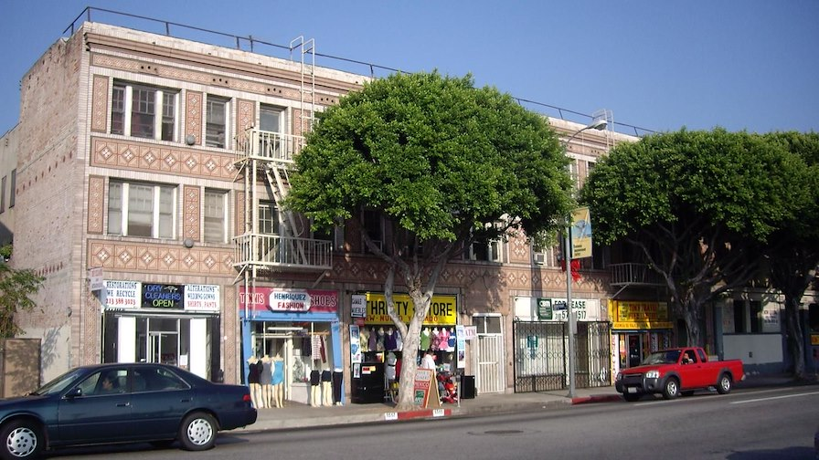 1507 and 1511 West Pico Boulevard