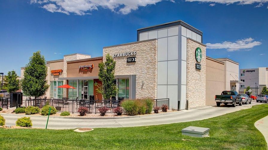 Starbucks Shops at Superior