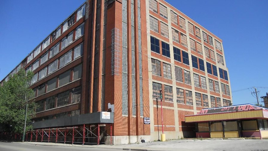 Bridgeport Adaptive Reuse Opportunity
