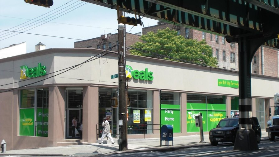 Dollar Tree (dba Deal$) & One Tenant