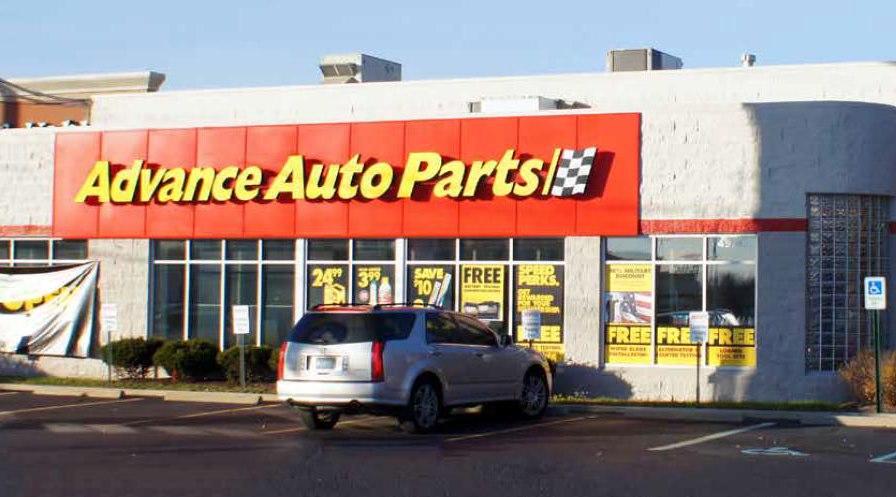 Advance Auto Parts Hub Store