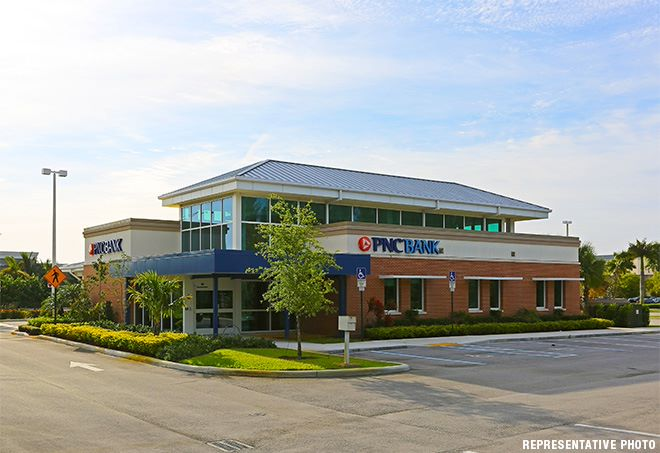 New 20-Year PNC Bank Ground Lease