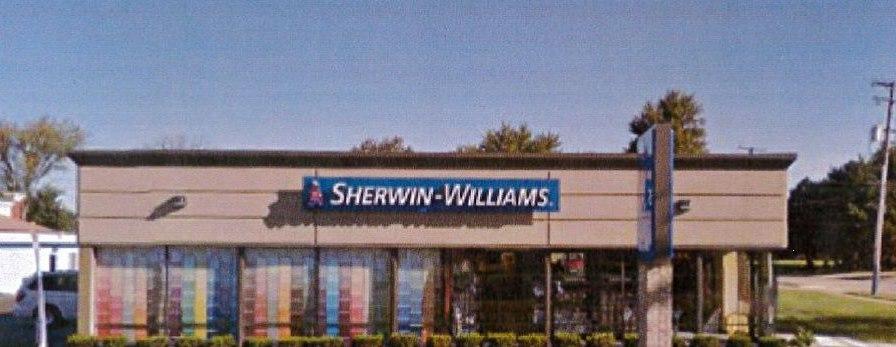 Sherwin Williams- Prototype Store