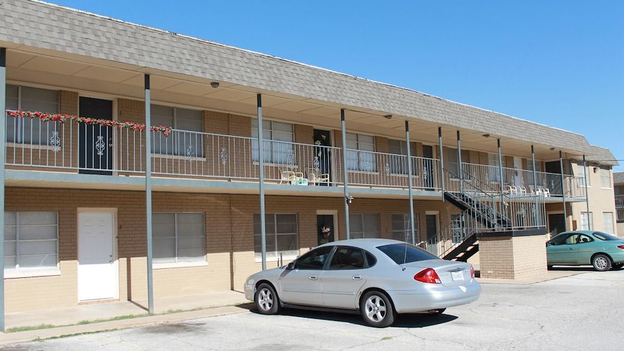 Concho Bend Apartments