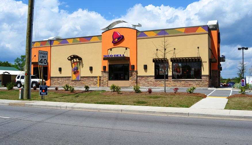 NNN Taco Bell (19-Yrs Remaining)