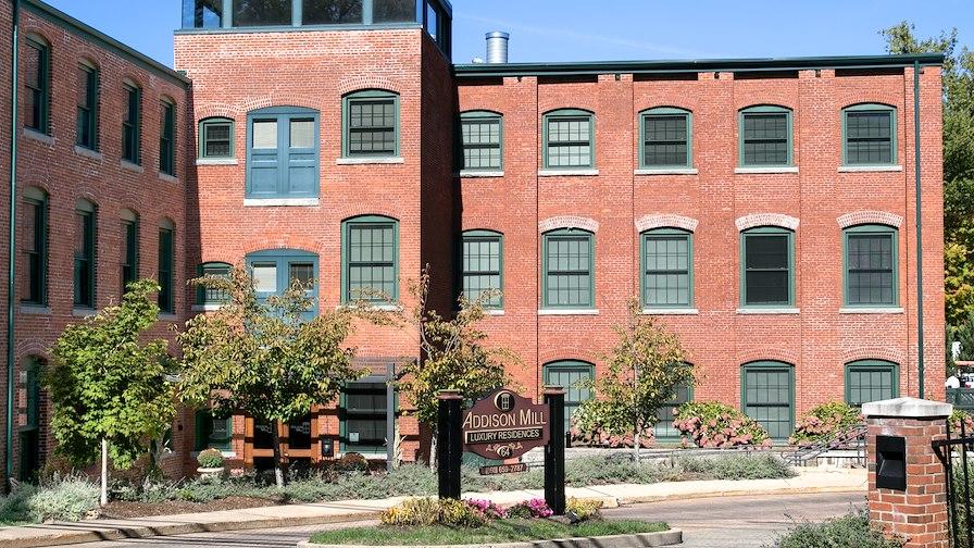 Addison Mill Apartments