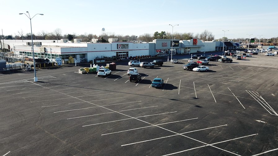 Mayfield Marketplace | Tractor Supply Anchored