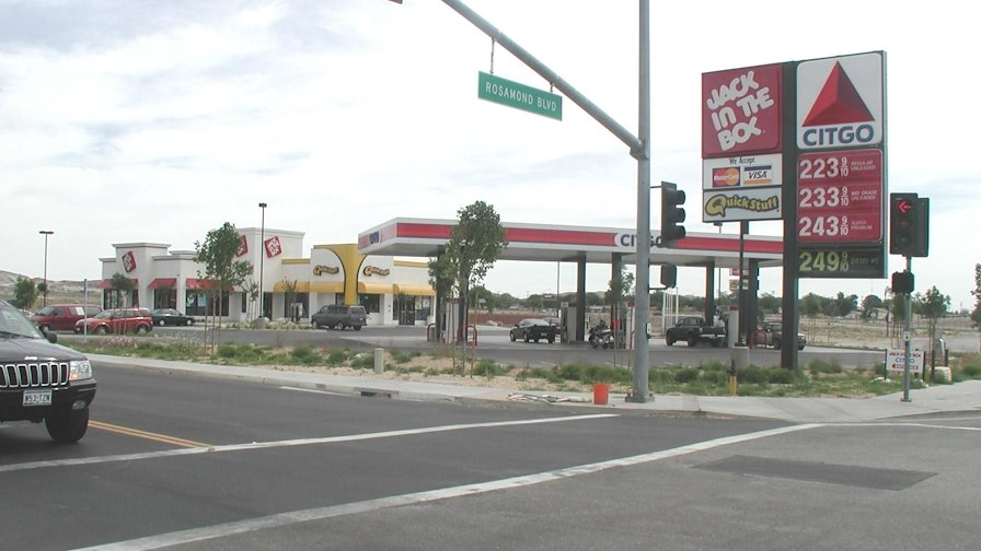 JACK IN THE BOX/CITGO GAS STATION