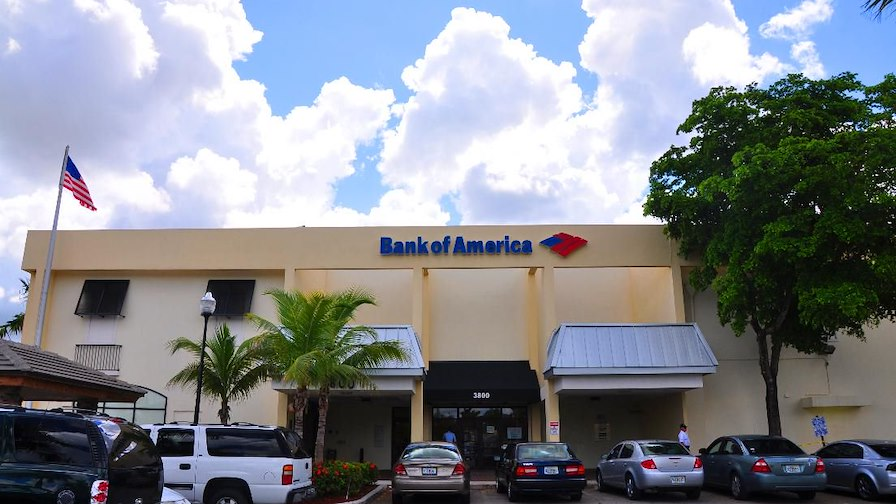 Bank of America at Grove East