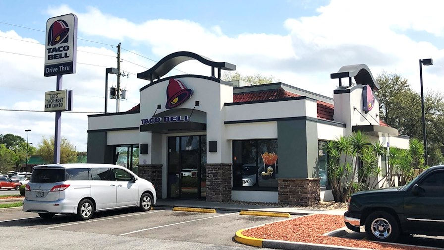 Taco Bell - TOP PERFORMING STORE