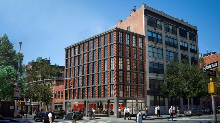 501 Hudson Street