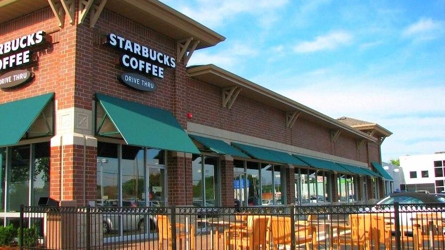Starbucks Anchored Retail Center