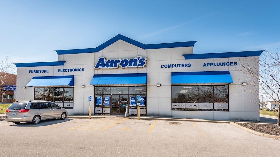 Aaron's NNN Sale-Leaseback (Strong Franchisee)