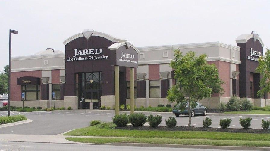 Jared Jewelers at Gwinnett Place Mall