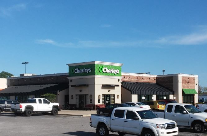 O'Charley's - 6.22% Rent/Sales
