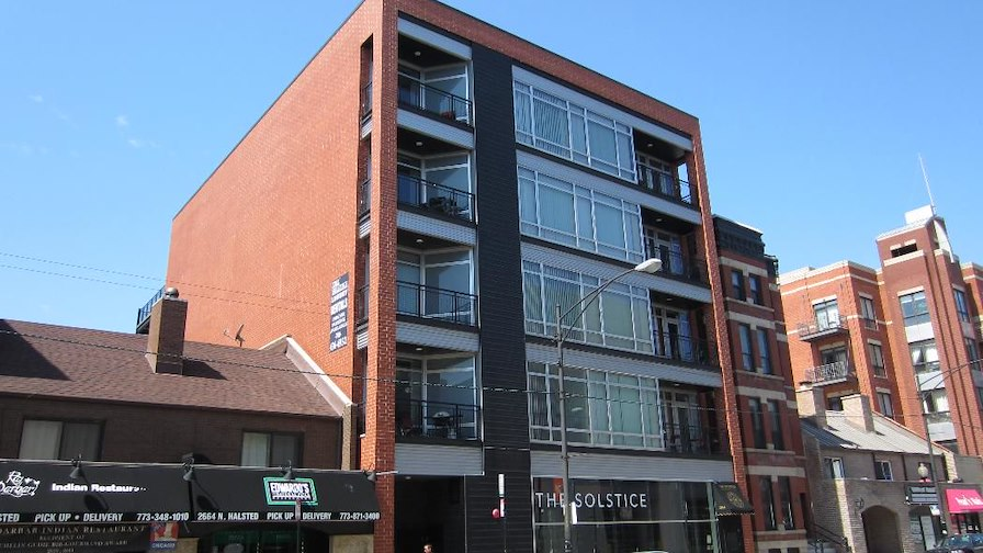 Solstice Luxury Apartments