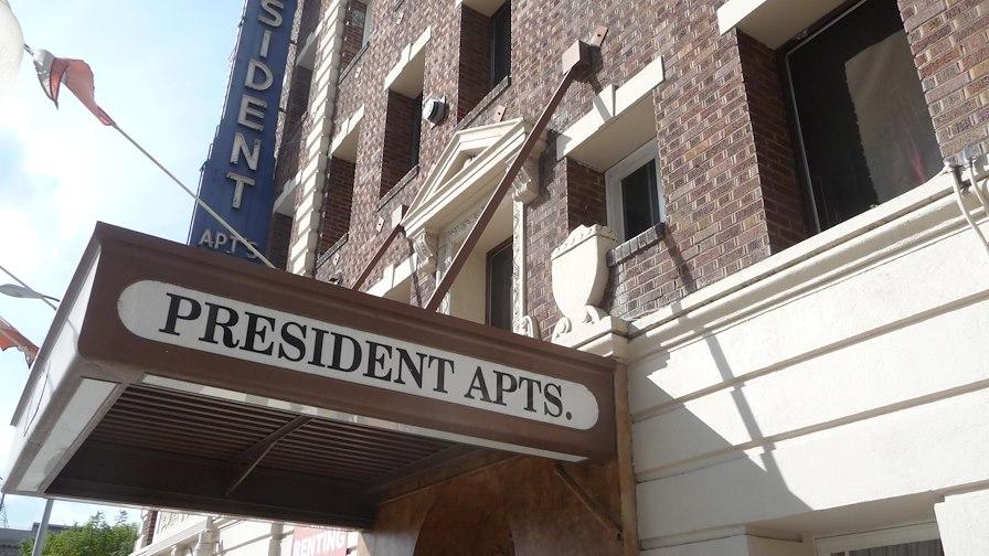 El Presidente Apartments