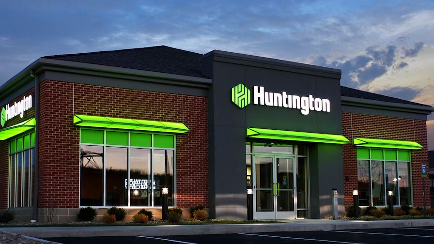 Huntington Bank NNN Ground-Lease
