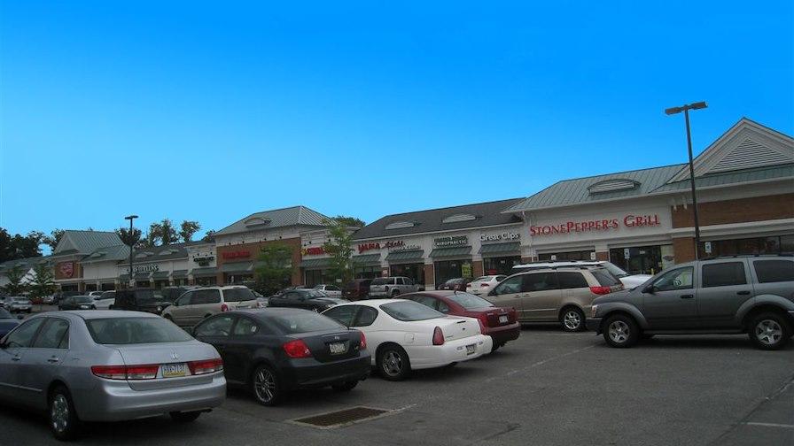 The Shoppes at Adams Ridge
