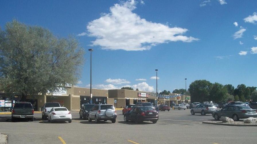 Centennial Mall