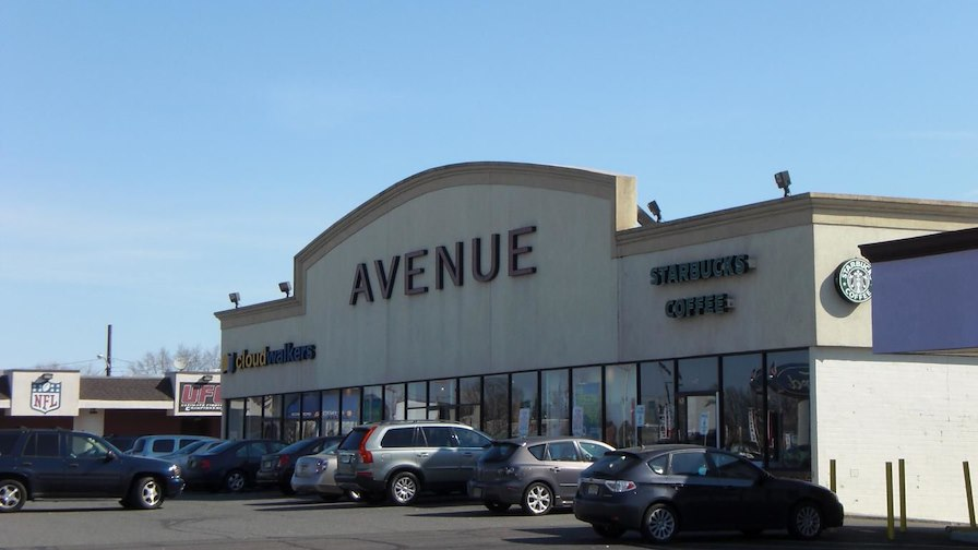 Starbucks & Avenue Retail Property
