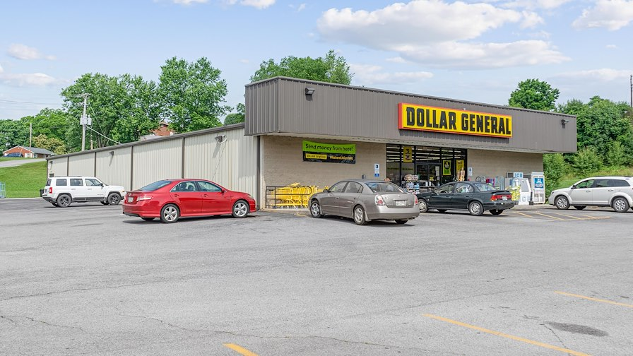Dollar General Net Lease with 10% Increases