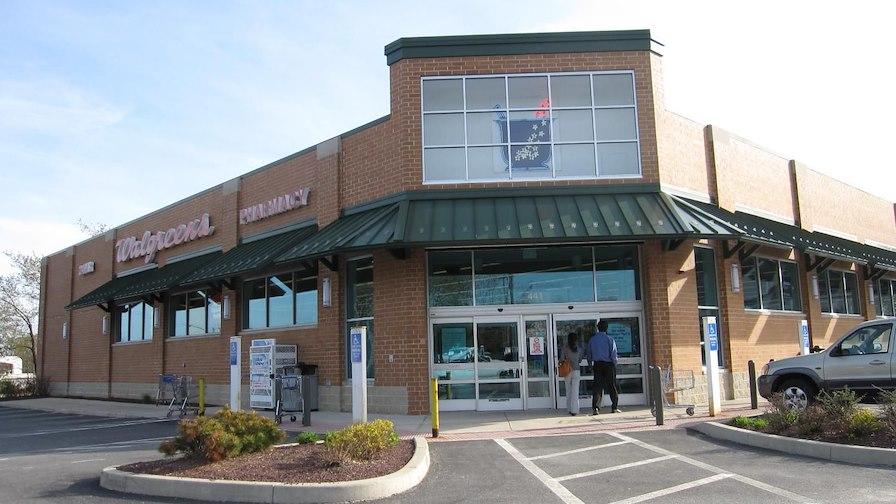 Walgreens Anchored Retail Center