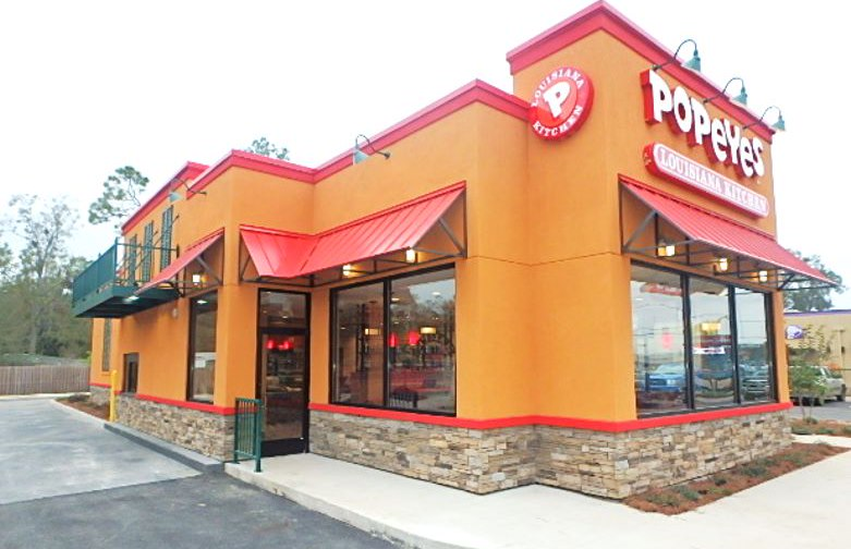 Popeyes - New 15-Year Lease