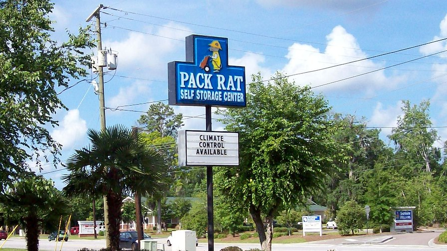 Pack Rat Mini Storage