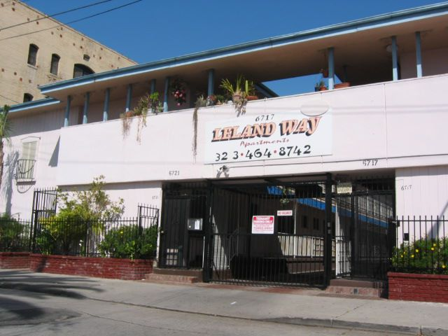 Leland Way Apartments