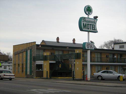 Shamrock Motel Cicero