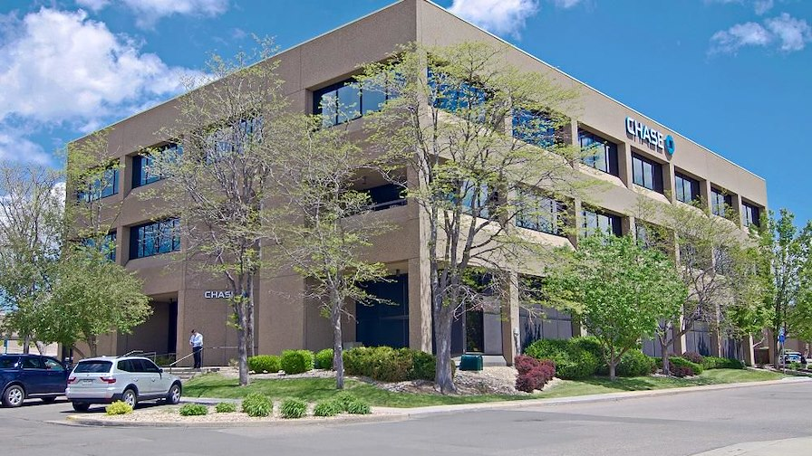 Chase Bank Office Ground Lease