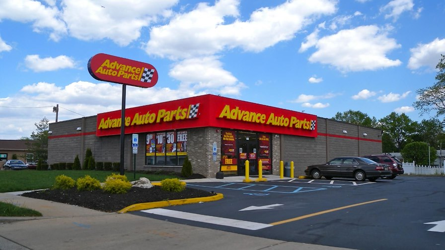 2014 Construction Advance Auto Parts