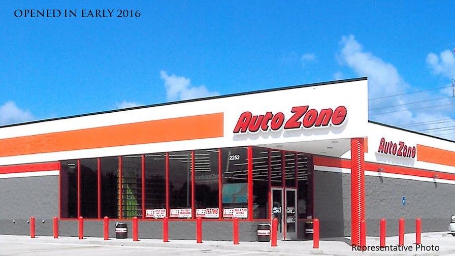 Brand New AutoZone