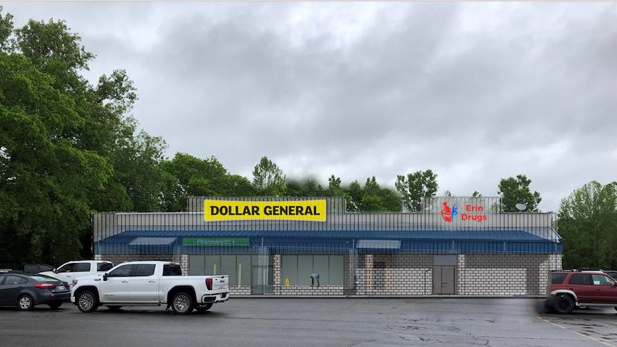 Dollar General & Pharmacy