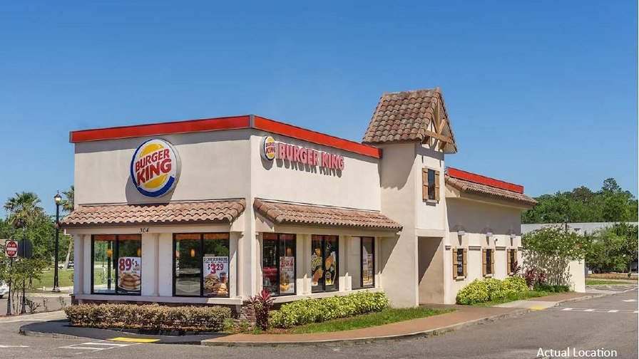 Burger King - Ground Lease