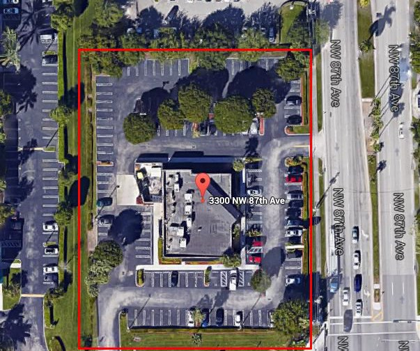 Doral Redevelopment Site