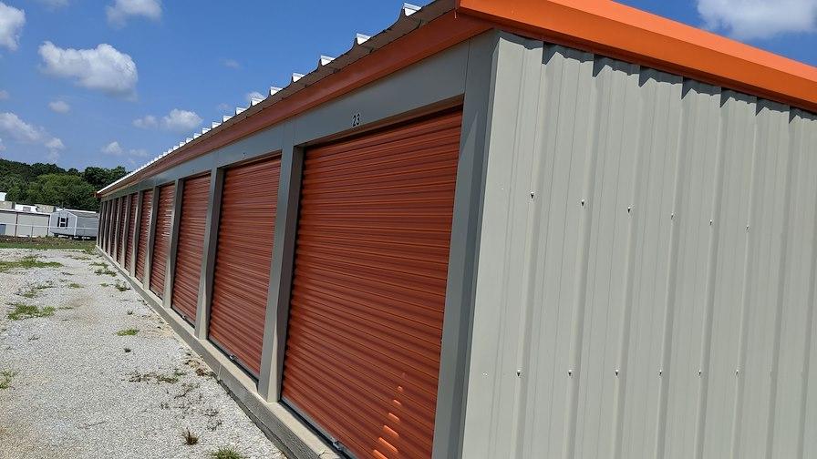 Mountain Top Storage