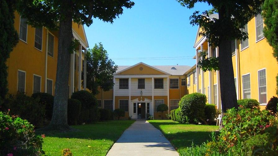The Dixon Apartments