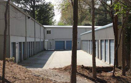 Clemson Central Storage