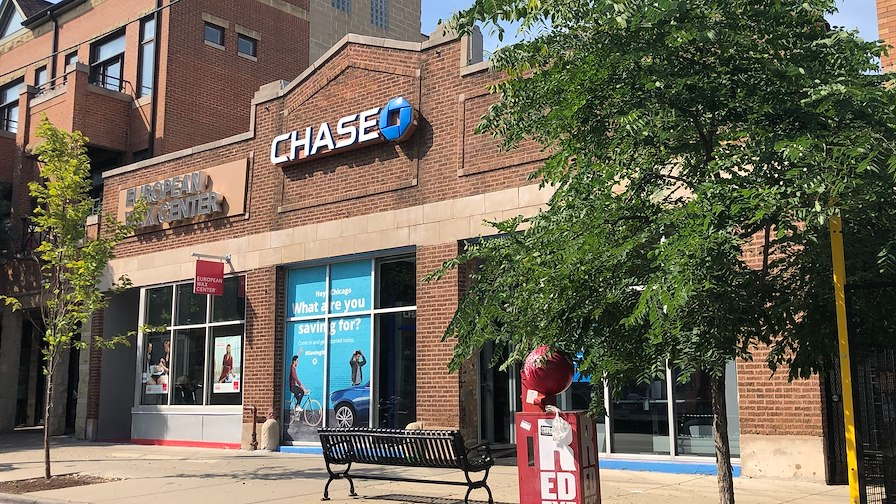 Chase Bank Anchored Retail | Southport Corridor