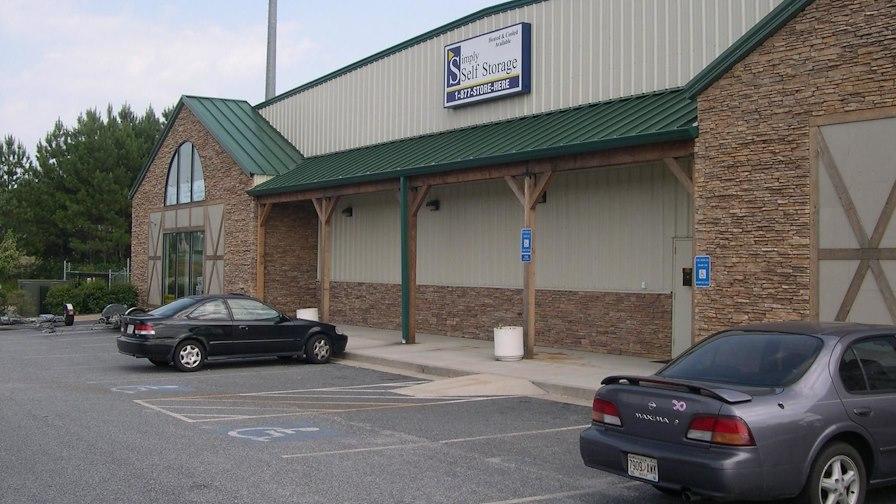 Self Storage Offering - Dawsonville, GA