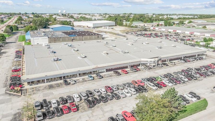 DHL Logistics | OSF Healthcare Center