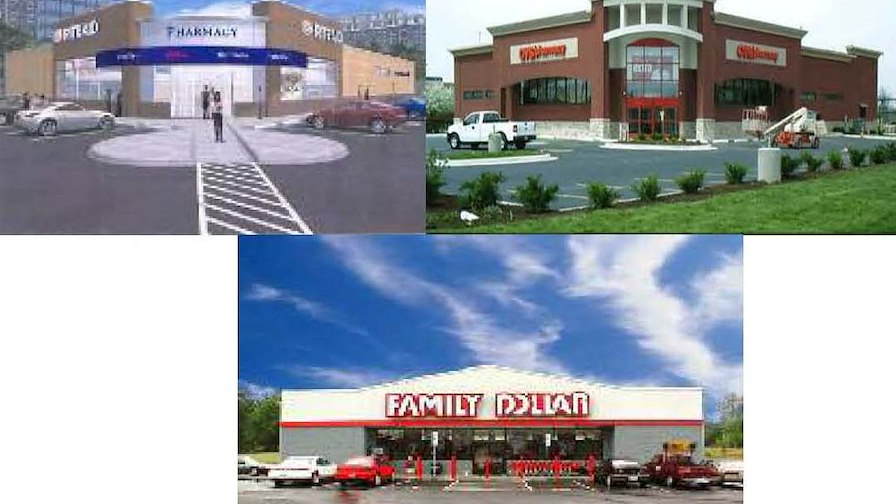 Pool C- Rite Aid, CVS & Family Dollar Portfolio