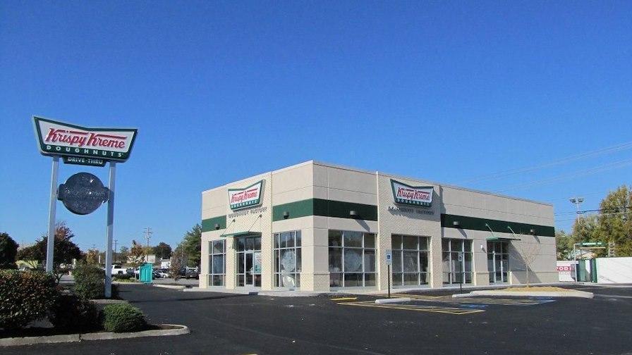 Corporate Krispy Kreme