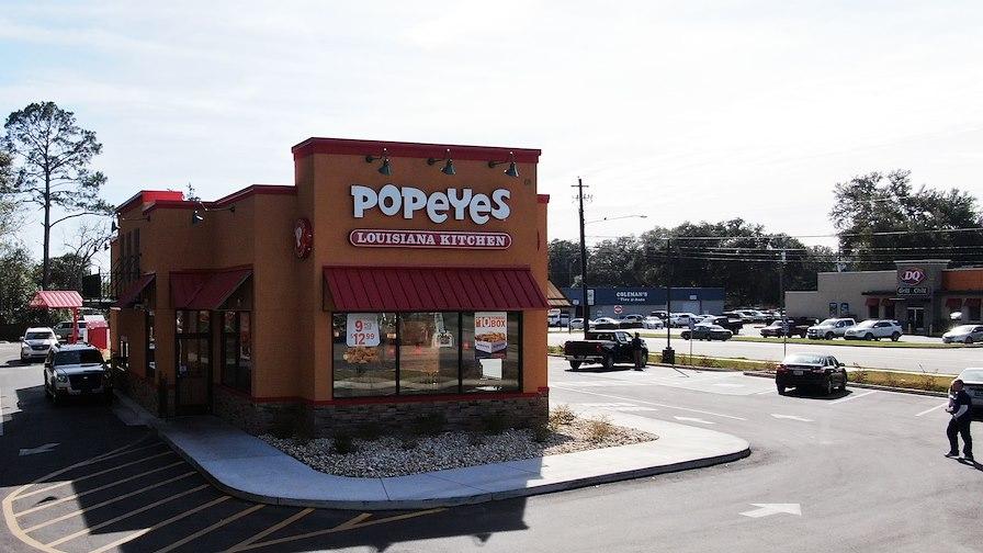 Popeyes - Hazlehurst, GA