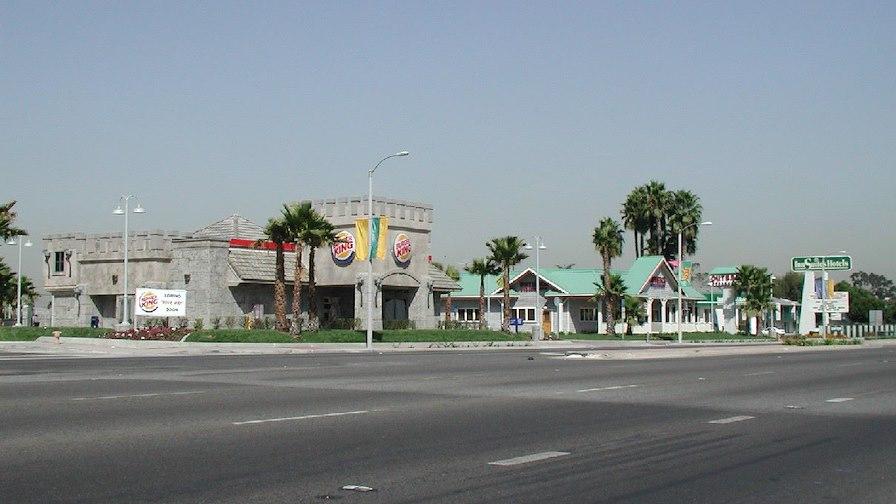 Outback Steakhouse & Burger King