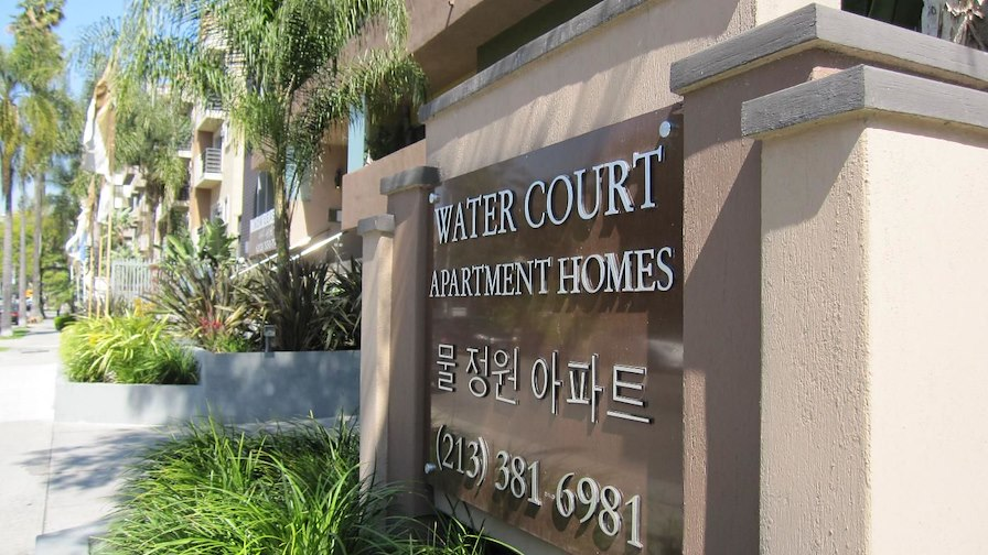 The Water Court Apartments